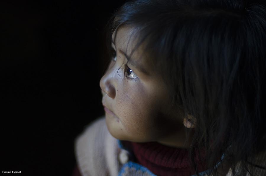 Ladaki child