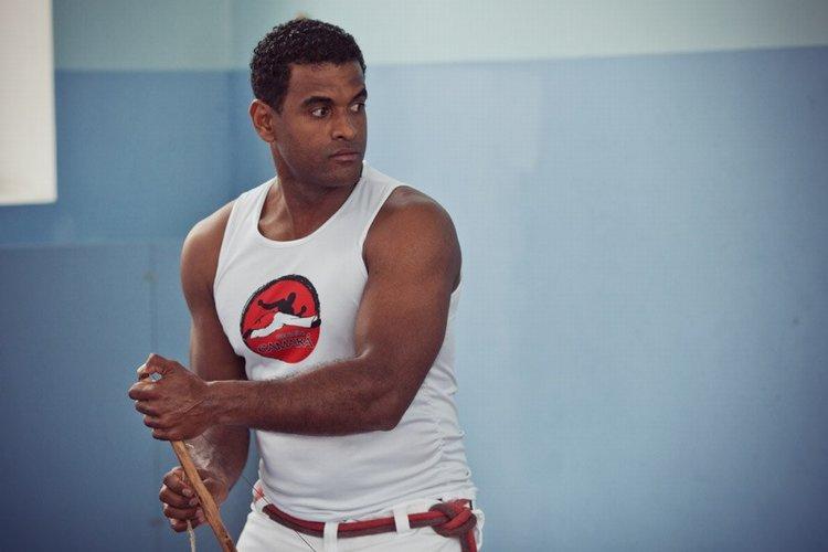 mestre bola capoeira camera