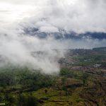 Batur volcano Bali
