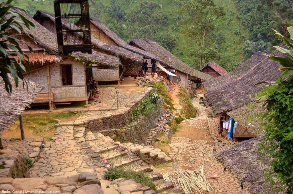 Baduy tribe west Jawa, Indonesia