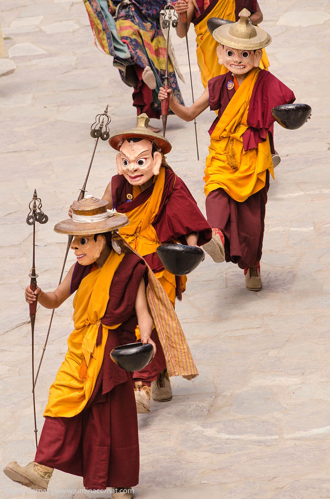 Hemis monastery Ladakh India