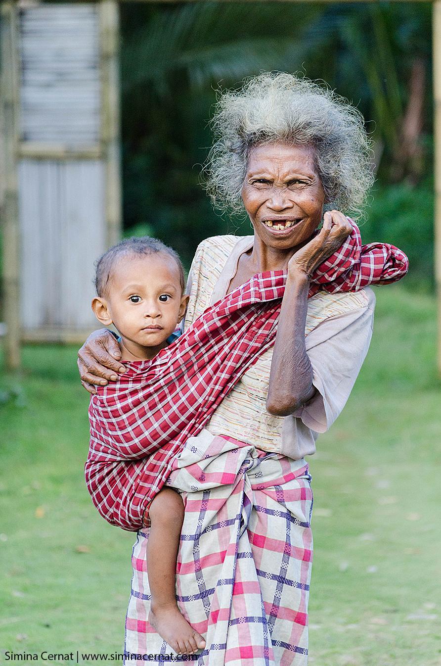 Oameni din Manusela