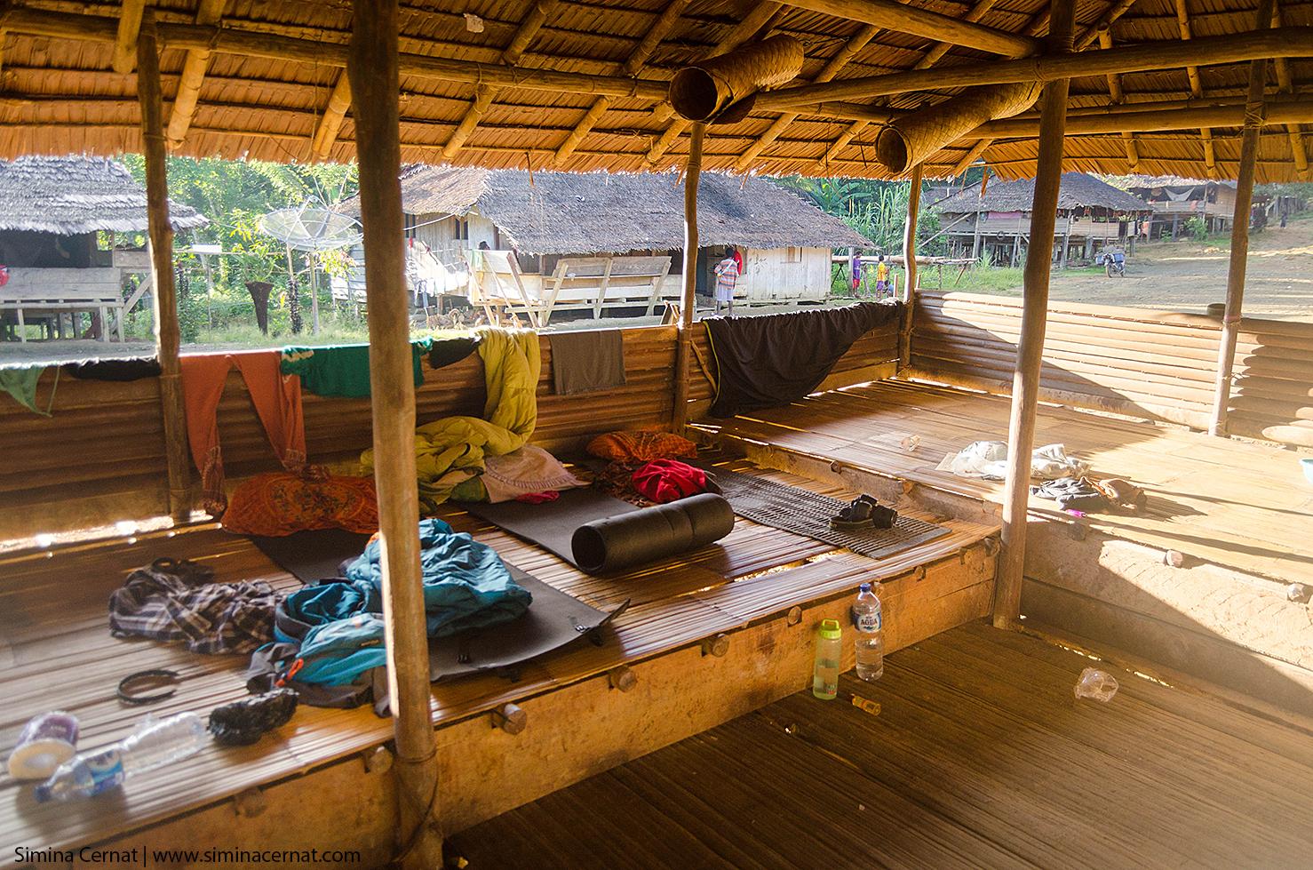 Culcusul nostru in Huaulu