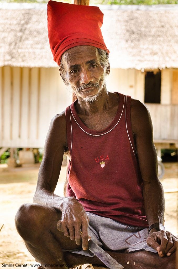 Barbat din tribul Naulu