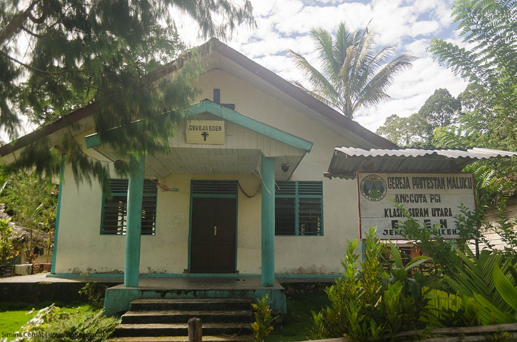 Biserica din Kenike